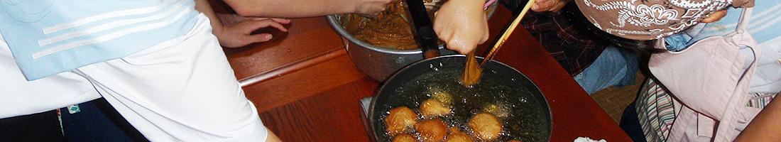 A10 沖縄おやつ作り体験